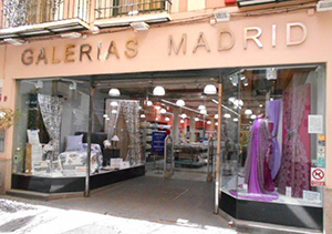 Fabric store sevilla crib