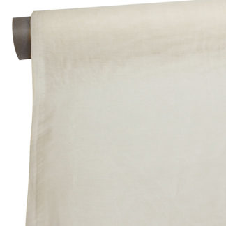 BEIGE PLAIN BOLTING CLOTH NET CURTAIN FABRIC