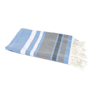Turkish striped towel