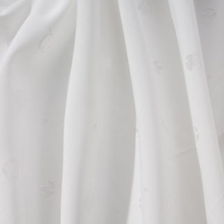 Plain net curtain fabrics