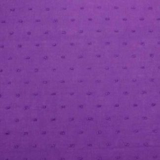 Dotted Swiss Poplin fabric