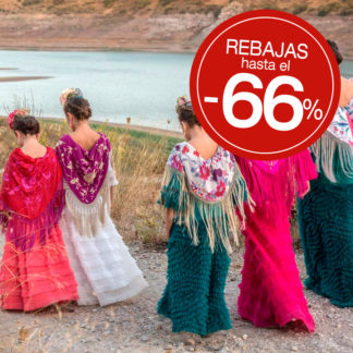 COSTUMES DE VENTES FLAMENCO
